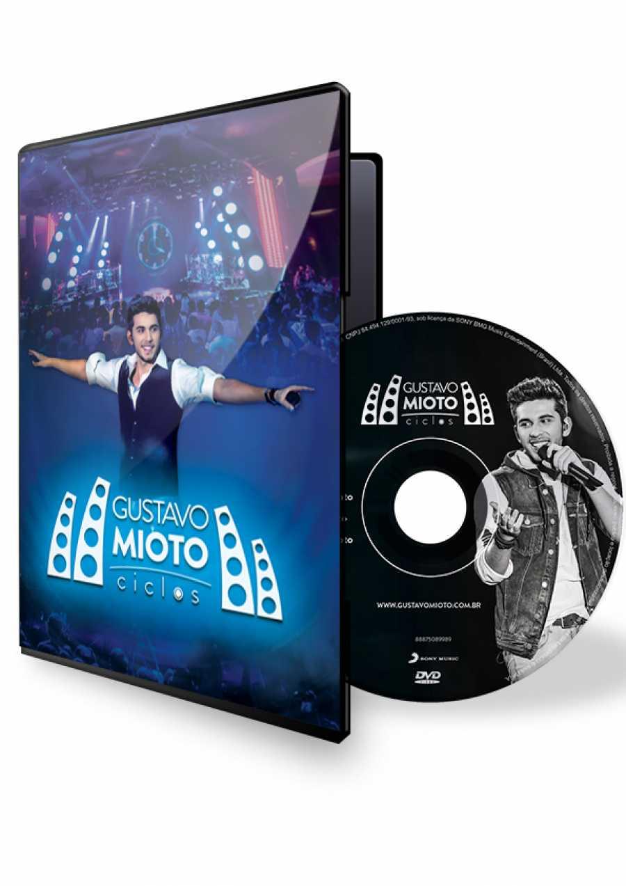 DVD - GUSTAVO MIOTO