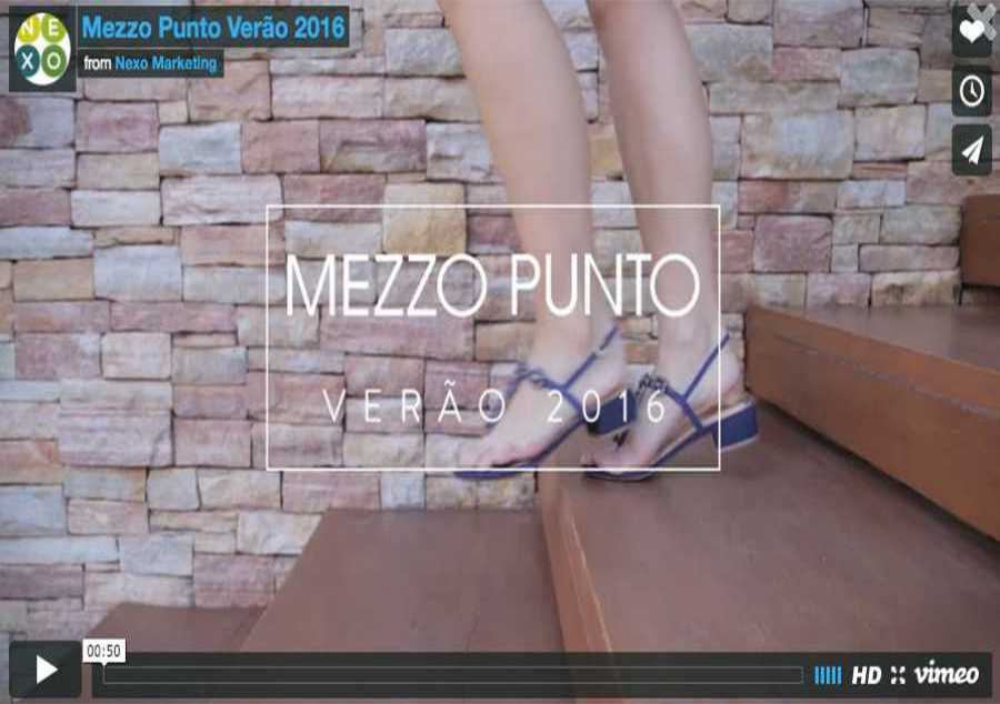 VÍDEO REDES SOCIAIS - MEZZO PUNTO VERÃO 2015